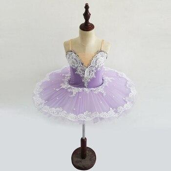 2019 Children's Ballet Tutu dance Dress costumes Swan Lake Ballet Costumes Kids Girls Stage wear Ballroom dancing Dress Outfits