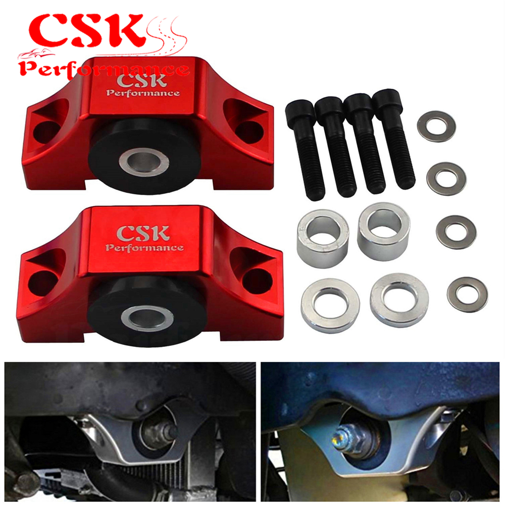 Billet Motor Torque Mount Kit FitsFor Honda Civic EG EK