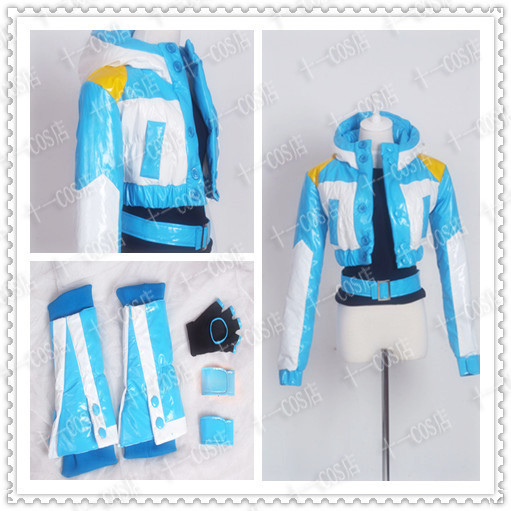 Anime DRAMAtical Murder DMMd seragaki aoba Jacket Cosplay Costume Custom-Made