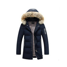 2016 men winter jacket clothing winter jacket men white duck down parka long winter coat men down jackets