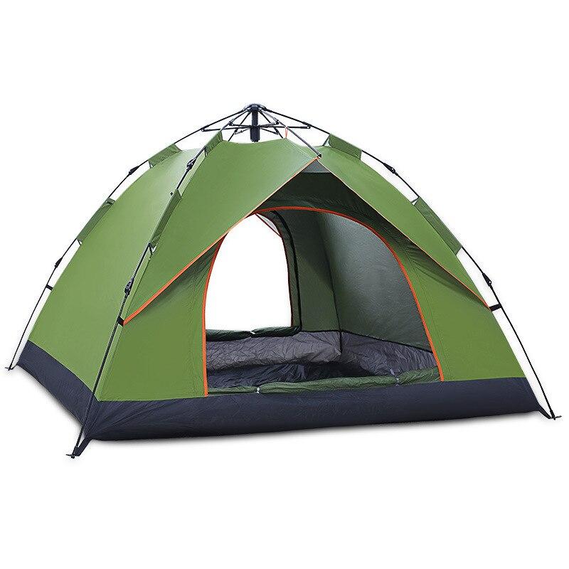 Barraca de Acampamento Tendas 5-8 Pessoa 280*200*120 cm