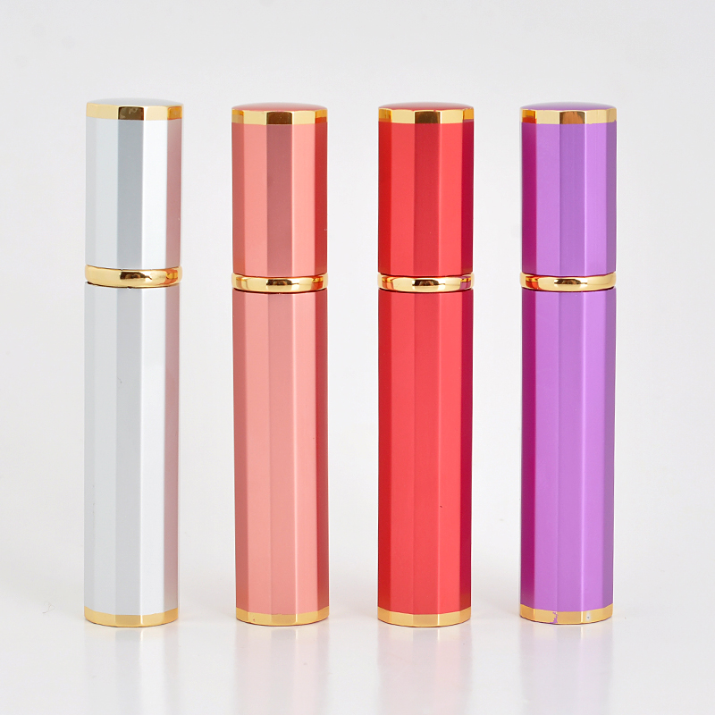 New Style 8ML Portable Glass Refillable Perfumes