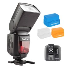 Godox TT600S Camera Flash Built-In 2.4G Wireless X System with Master for Sony Multi Interface MI Shoe Cameras Speedlite+Trigger
