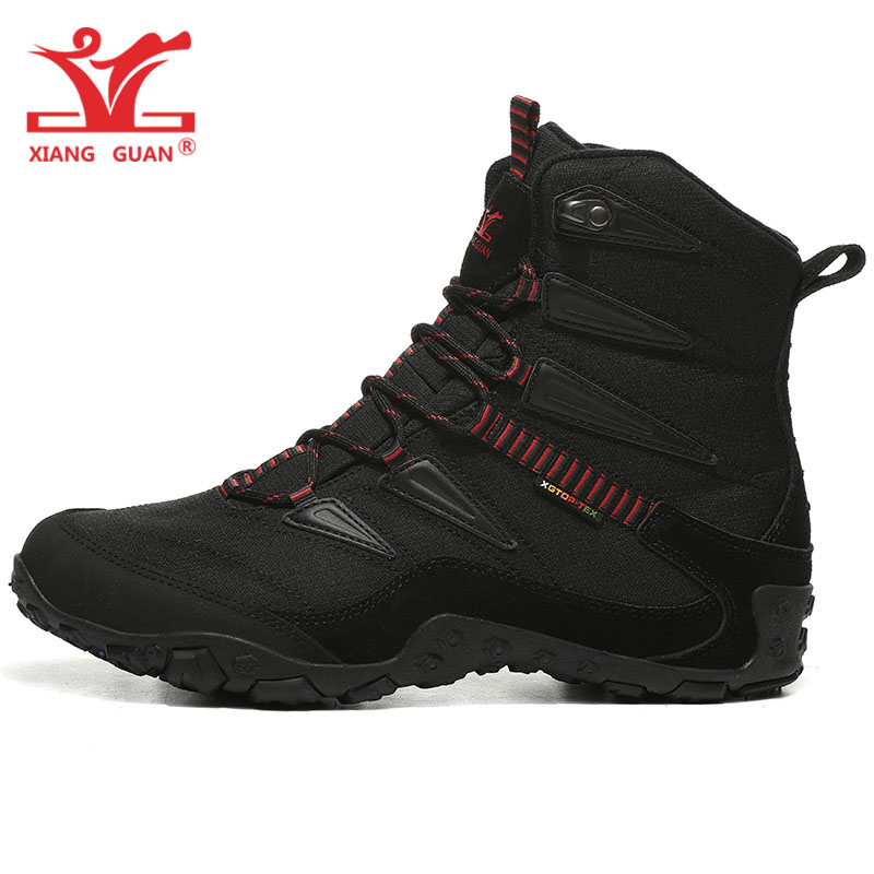 Man Hiking Shoes Men Outdoor Camping Tactical Boots Designer Snow Waterproof Sport Climbing Mountain Hunting Trekking Sneakers man hiking shoes men outdoor camping tactical boots designer snow waterproof sport climbing mountain hunting trekking sneakers
