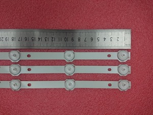 Image 4 - Yeni Kiti 3 ADET 8LED 618mm LED aydınlatmalı şerit LE32D59 32PFL3045 K320WD 4708 K320WD A2213K01 A4213K01 471R1055 471R1P53