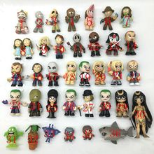 Second Hand Offcial Funko Mystery Minis Animal, Suicide Squad, Harley, Harry Potter, Shark Mystery Figure Figure No box