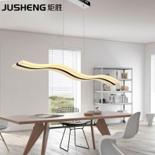 New Brief Style LED Pendant Light lamps 97CM 29′ inch Long ceiling Hanging lamp in Dinning Living Room Restaurant Kitchen lights