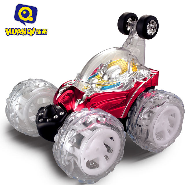 Пульт дистанционного управления автомобиль заряд свалка автомобилей акробатика трюк автомобиль игрушка в подарок пульт дистанционного управления автомобиль электрический