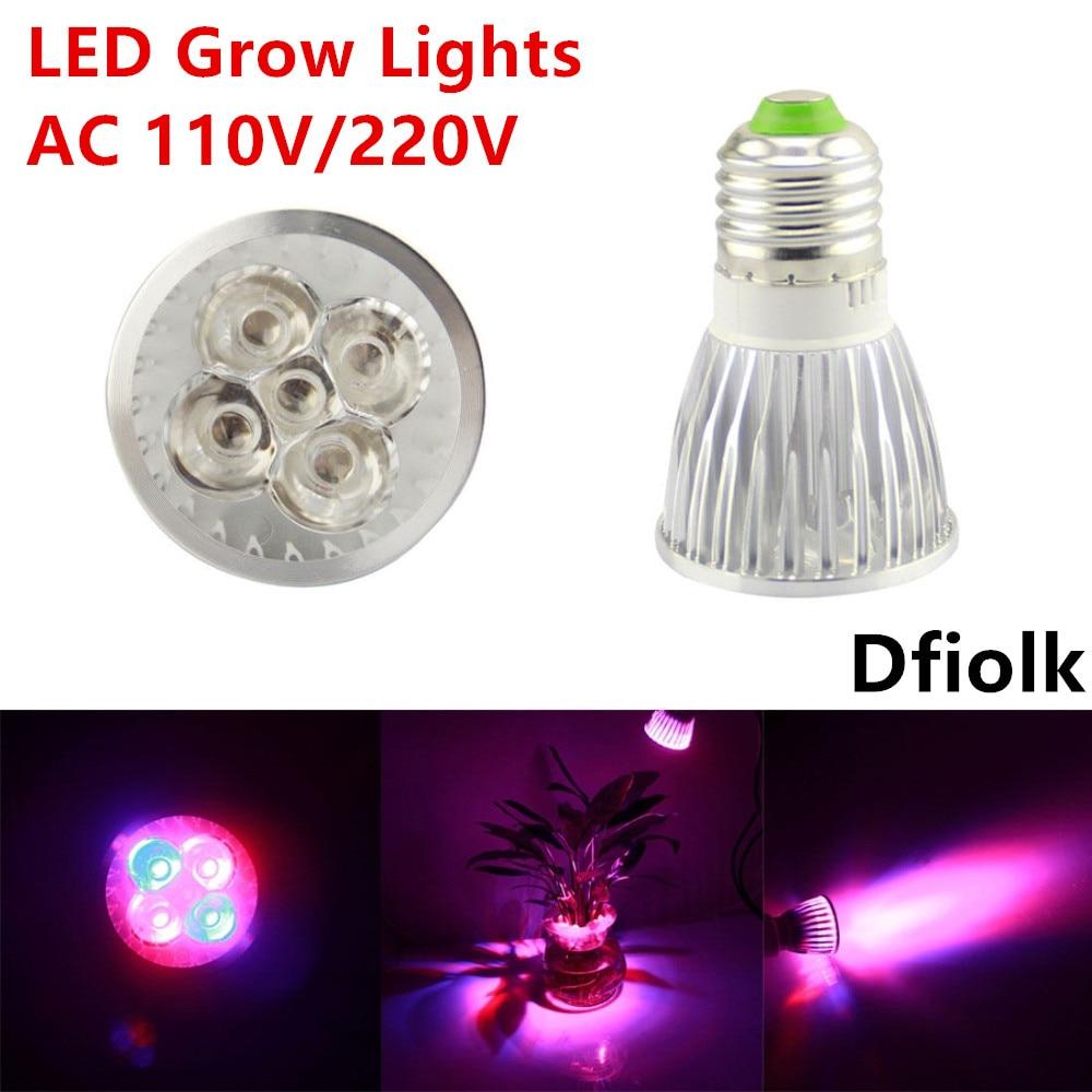 1PCS Full Spectrum LED Grow Lights15W E27 LED Grow Lamp Bulb For Cucumber Flower Plant Vegetables Hydroponics System AC/85-265V