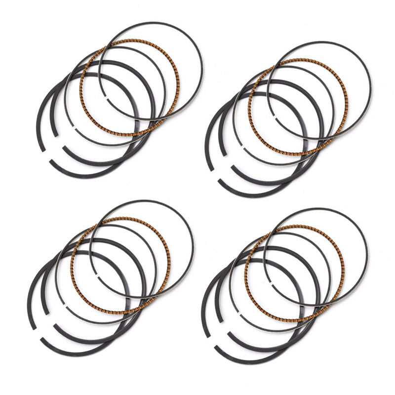 Motorcycle STD +25 +50 48mm 48.25 mm 48.5 mm Piston Rings For <font><b>KAWASAKI</b></font> <font><b>ZXR250</b></font> ZXR250R ZXR 250 ZXR 250R image