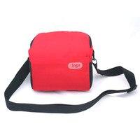 Rain Cover Waterproof SLR Shoulder Messenger Camera Bag For Canon SX520 SX530 SX50 SX40 EOSM Protective