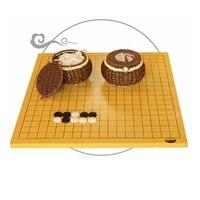 BSTFAMLY фарфор идти шахматы 19 дорога 361 шт./компл. Китайский Старый игры идут Weiqi международные шашки складной стол игрушки подарки LB21
