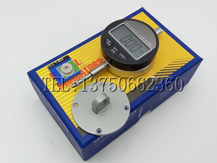 High quality Digital Indicator 0.01/.0005 Digital Dial indicator Range 25.4mm/1 Gauge 0 001mm 00005 digital indicator range 0 25 4mm 1 gauge