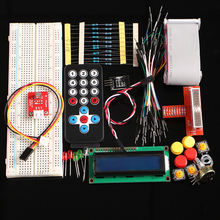Wholesale prices WeiKdez Raspberry Pi Basic suits the basic learning kit for raspberry PI Free Shipping raspberry pi 3