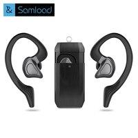 Samload Twins True Wireless Bluetooth Earphone TWS Sports Dual Mini Earbuds Earhook Earpiece With Portable With