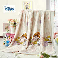 disney bell princess cute summer quilt twin queen size girl baby 3d printed bed linens quilted bedspreads cartoon thin comforter