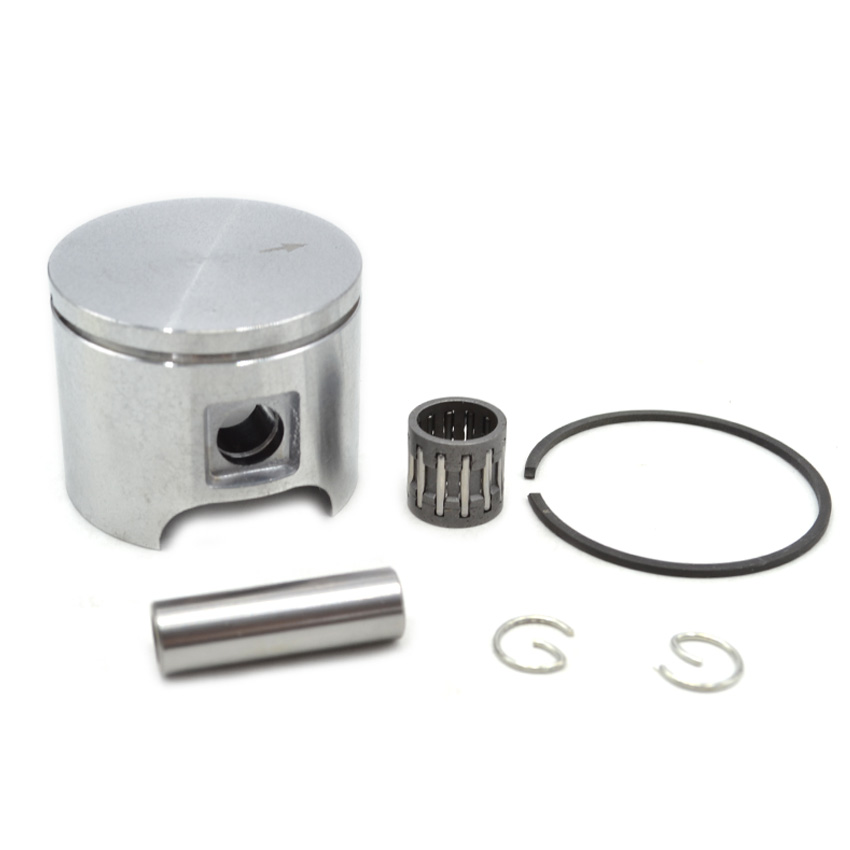 Replacement Piston Assembly Kit with Ring Needle Bearing Parts for Husqvarna 55 Chainsaw Replaces 503608171 цена 2016