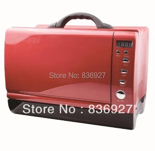 24v 12v yacht or car use red black blue white digital timer control portable microwave oven