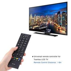 RM-L890 Универсальный сменный пульт дистанционного управления умный пульт дистанционного управления для ЖК-телевизора Toshiba
