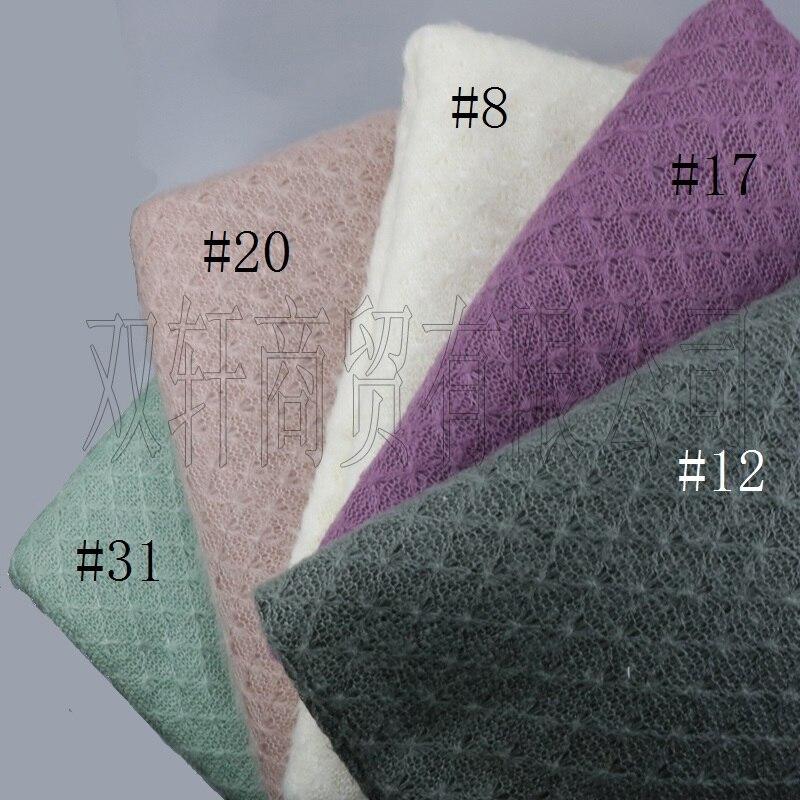 200 150cm Knit Wraps Newborn Baby Photography Backdrops Background Newborn Fotografia Blanket Props Photography fabric