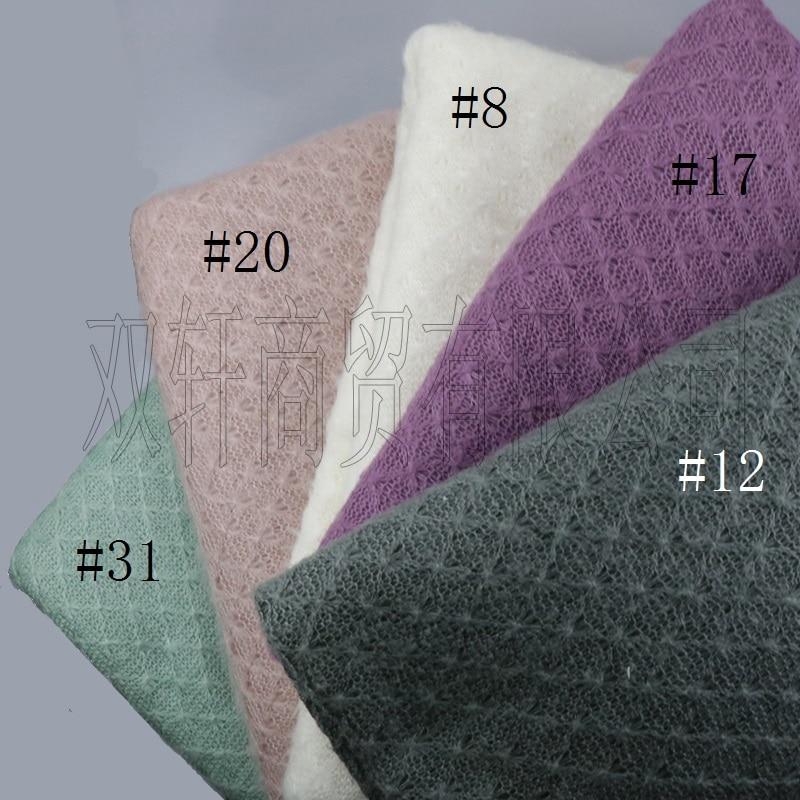 200*150cm Knit Wraps Newborn Baby Photography Backdrops Background Newborn Fotografia Blanket Props Photography Fabric