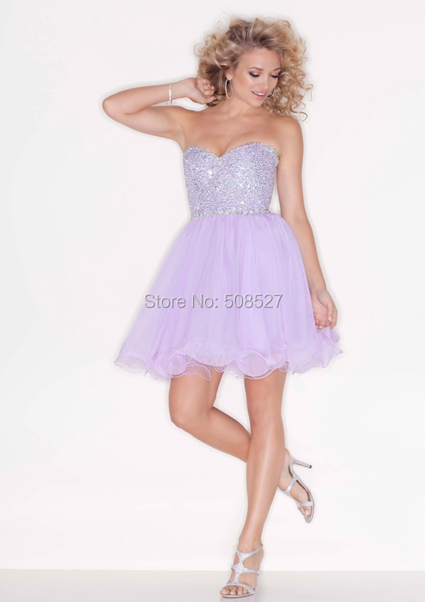 Online Get Cheap Light Purple Prom Dresses -Aliexpress.com ...