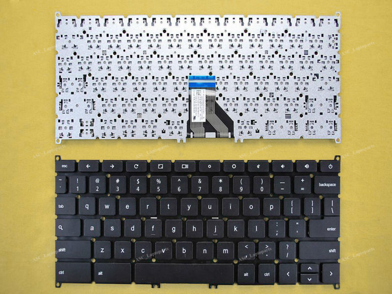 English New Keyboard for ACER for Chromebook C720 C720P US laptop keyboard