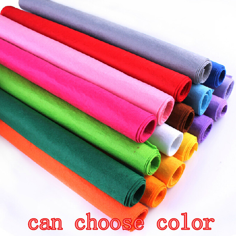 Polyester Fabric Paint Reviews Online Shopping Polyester  : 10pcs lot 50 40cm font b Polyester b font Acrylic Nonwoven font b Fabric b font from www.aliexpress.com size 800 x 800 jpeg 173kB