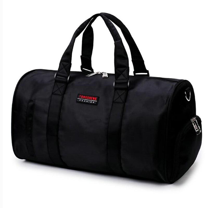 Hot Sale Mens Gym Bag Су өткізбейтін Оксфорд - Спорттық сөмкелер - фото 3
