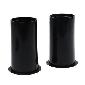Image 5 - Tubo de puerto de altavoz, tubo de reflejo de graves, tubo para bocina de aire de plástico, accesorios de ventilación, 2 unids/par