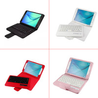 New Wireless Bluetooth Keyboard PU Leather Stand Cover Case For Samsung GALAXY Tab A 8 0inch