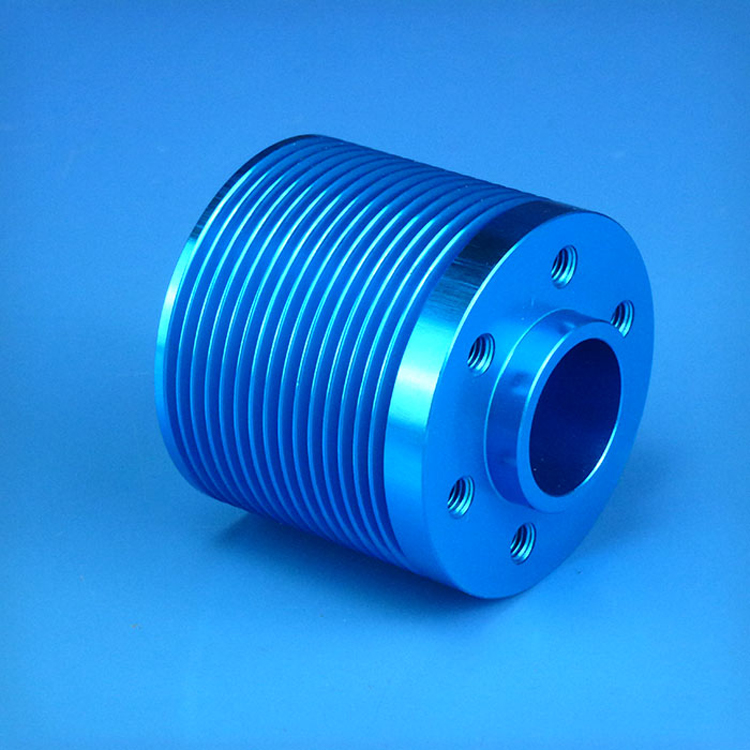 High Quality Blue DLE Pulley for DLE200 Engine Diameter 50mm high quality optical fiber pulley and cable pulley page 5