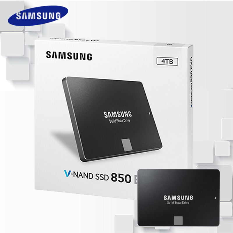 SAMSUNG SSD 850 EVO 120GB 250GB Internal Solid State Disk HD Hard Drive SATA 3 2.5 for Laptop Desktop PC SSD Disk 120G 250G samsung internal ssd 850 pro 256gb 512gb 1tb 2tb solid state hd hard drive sata iii high speed for laptop desktop computer pc