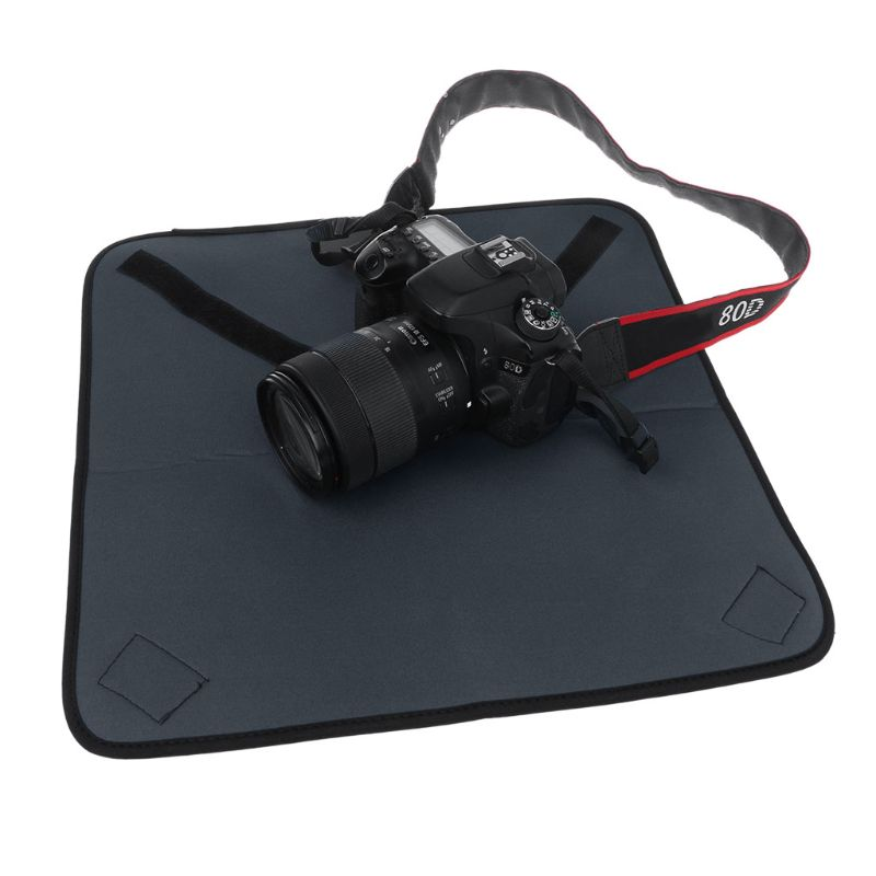Waterproof Cloth Camera Wrap Shock Protector For Canon Nikon Sony Camera Lens Photo Studio Accessories
