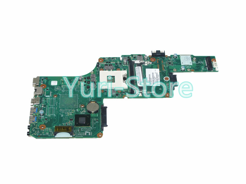 NOKOTION for Toshiba Satellite S855 L855 Laptop Motherboard V000275350 1310A2509910 Mainboard Full Tested v000275350 6050a2509901 for toshiba satellite s855 l855 laptop motherboard hm76 hd graphics ddr3 free shipping 100% test ok