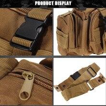 купить!  Аварийный Комплект Открытый Военный Тактический Рюкзак Талии Пакет Талии Сумка Mochilas Molle