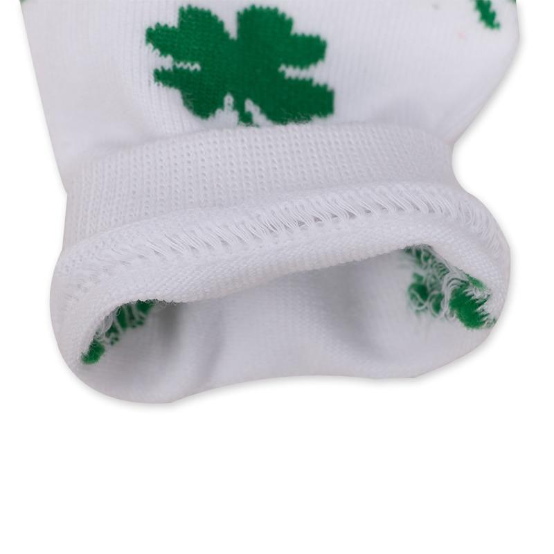 Baby Beine Wärmer Baumwolle Cartoon Knie Childern Mädchen Baby Knieschützer Bogen Weiche Socken Legging Säugling Kinder Zubehör