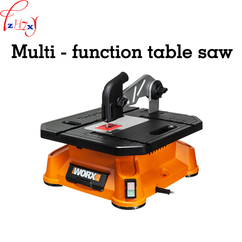 Multi Function Table Saw Wx572 Curve Cutting Trimmer
