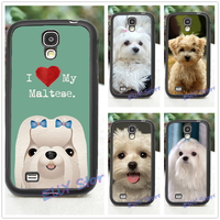 I Love My Maltese Dog Puppies Fashion Cover Case For Samsung Galaxy S3 S4 S5 S6