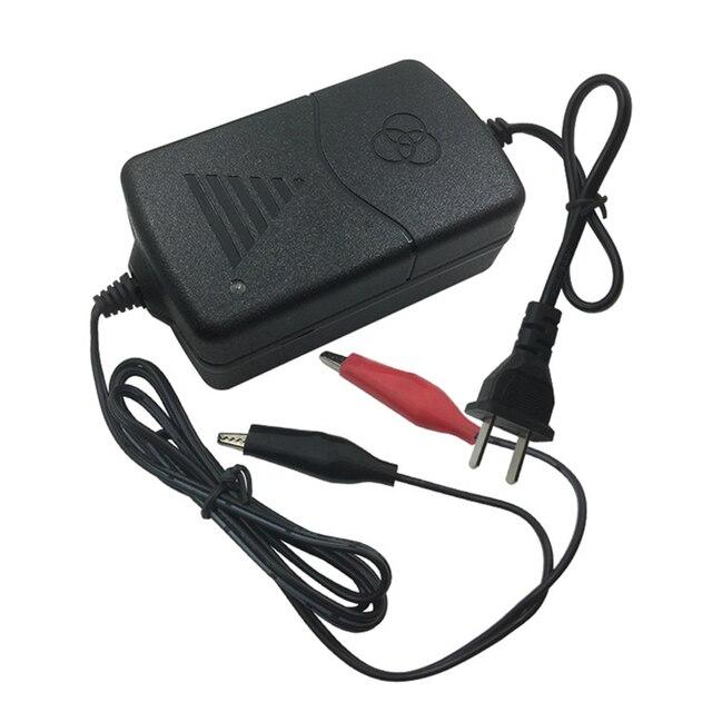 Caliente 12 V cargador de batería mantenedor Amp de goteo para motocicleta de camión JLD