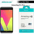 NILLKIN for LG V20 Tempered Glass NILKIN Amazing H+Pro Anti-Explosion 9H 0.2mm Screen Protector For LG V20 Protective Film 5.7''