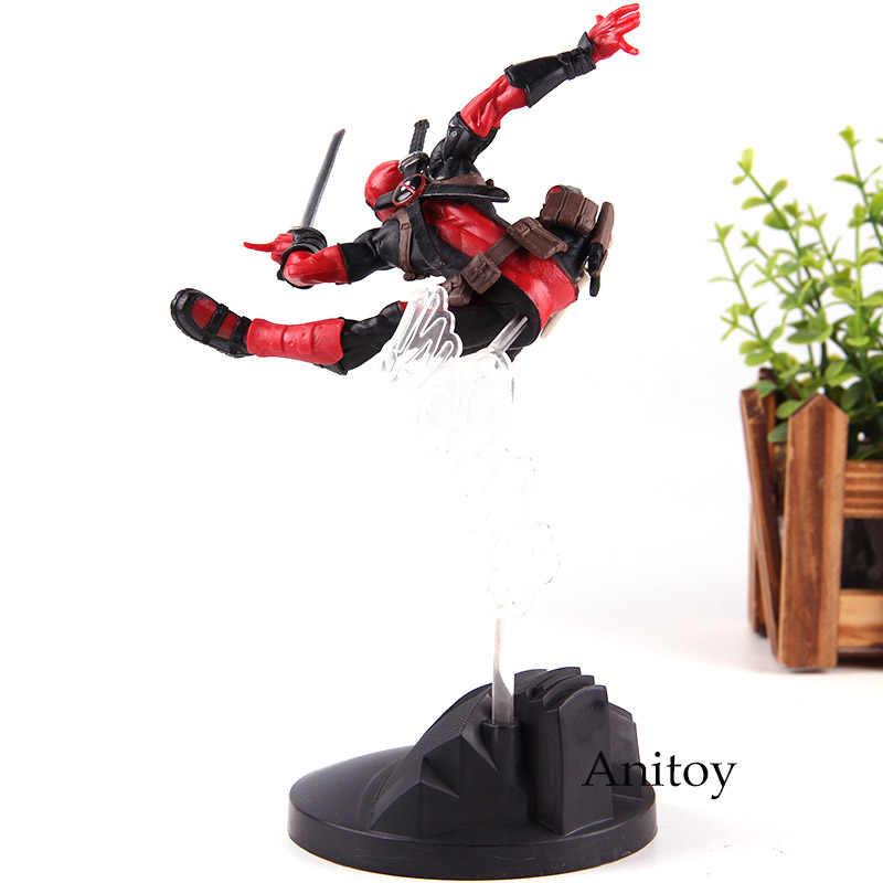 أعجوبة الخالق X الخالق Deadpool الميت بركة الشكل العمل PVC مجموعة نموذج بويز تويز