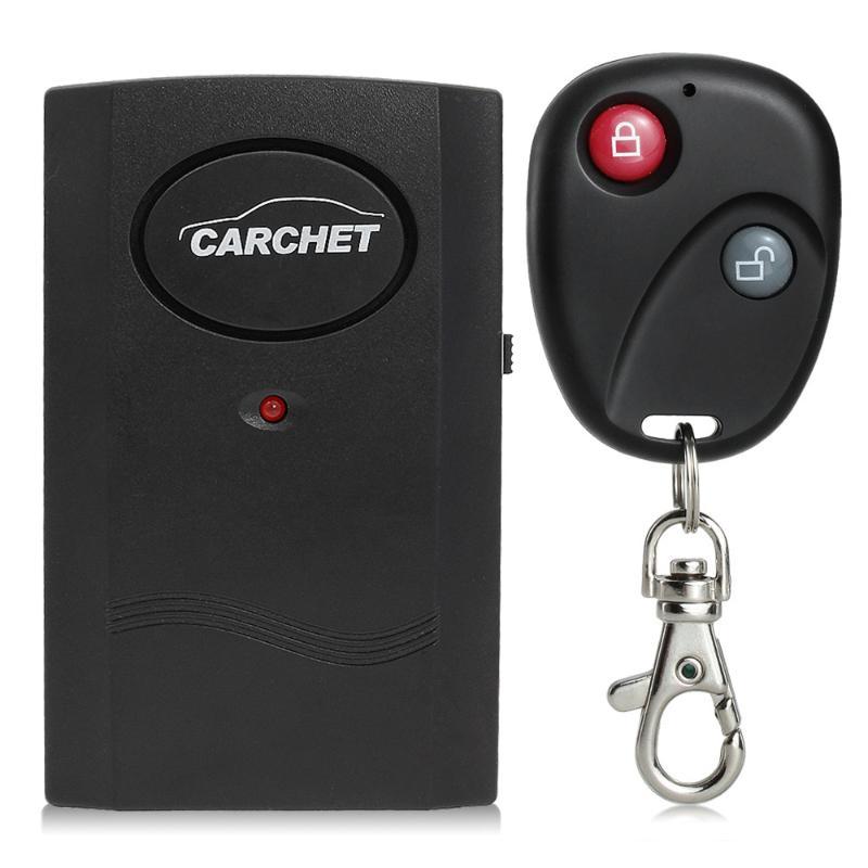 CARCHET alarma para moto DE la motocicleta Scooter Anti-robo alarma sistema DE seguridad remoto inalámbrico Universal 120db Envío DE