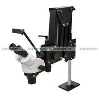 Микро инкрустированные зеркало разнонаправленного микро установка микроскоп ювелирный Инструменты эко