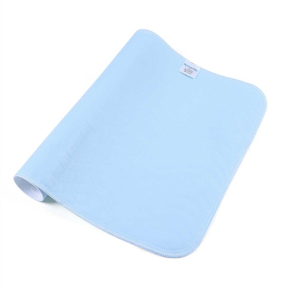 2 個再利用可能なウォッシャブルパッド、吸収パッドプロテクターベッドパッド子供のため大人失禁パッド変化マットパッド