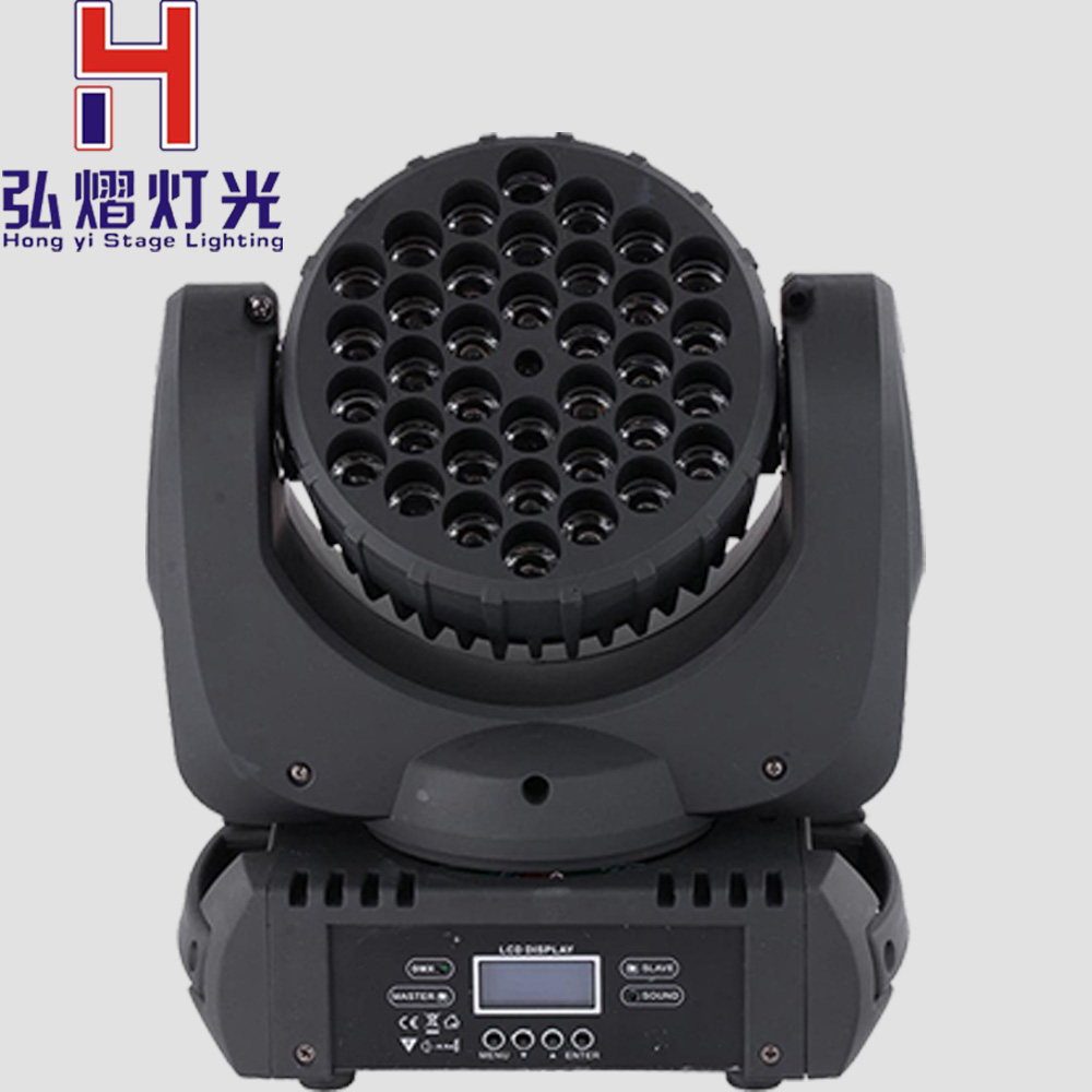Spot Exterieur Rgbw Aliexpress.com : Buy 36x3w Led Rgbw Moving Beam Spot Led