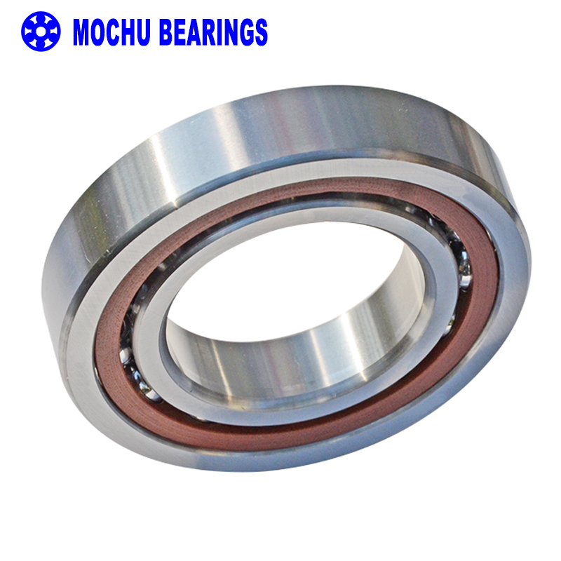 1pcs 71918 71918CD P4 7918 90X125X18 MOCHU Thin-walled Miniature Angular Contact Bearings Speed Spindle Bearings CNC ABEC-7 1pcs 71930 71930cd p4 7930 150x210x28 mochu thin walled miniature angular contact bearings speed spindle bearings cnc abec 7