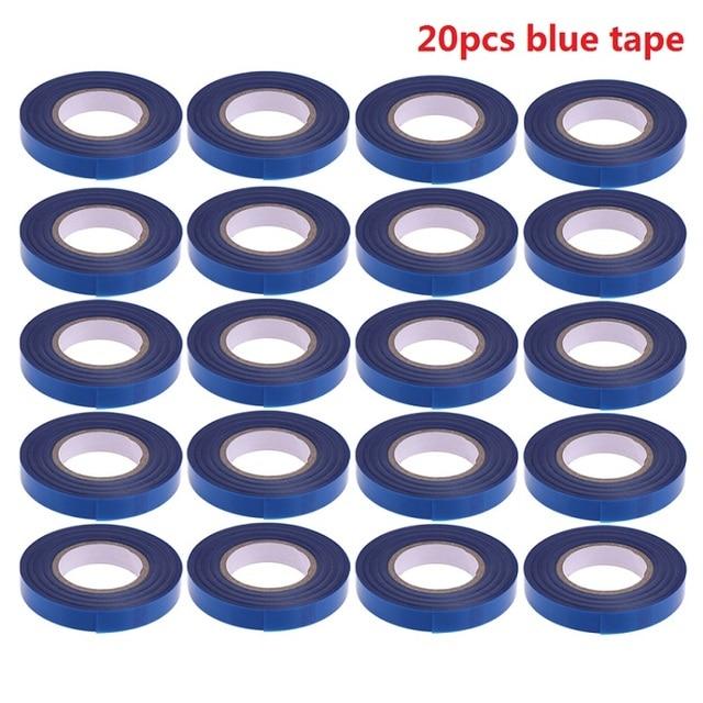 20pcs blue tape