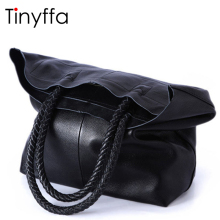 Tinyffa 100 genuine leather bag luxury handbags women bags designer handbags women famous brands top handle