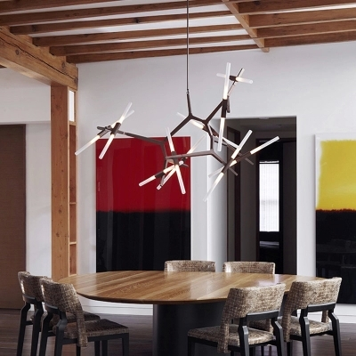 Creative Arts Hill Agnes Pendant Lamps Light Modern Famous Italian Lamp Design Personality Living Room Restaurant